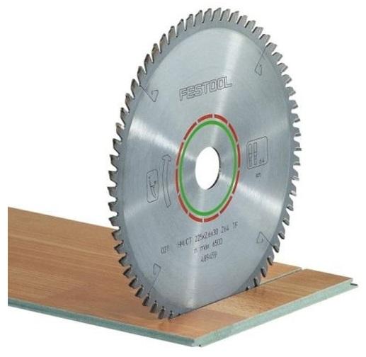 Специальный пильный диск 160x2,2x20 TF48