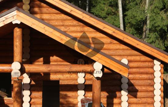 Внешние работы: деревянные дома, беседки