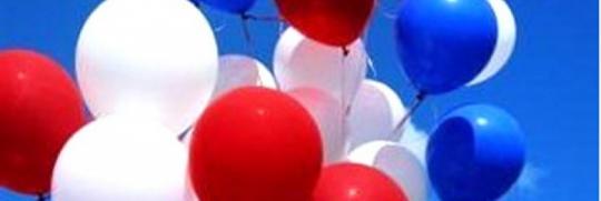 12 июня День России. График работы в праздничные дни.